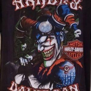 Harley-Davidson Men's Large Jester